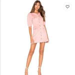 Majorelle dress